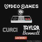 Curci ft. Taylor Bennett - Video Games Artwork