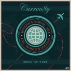 Curren$y - International Set Artwork