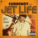 Curren$y ft. Wiz Khalifa & Big K.R.I.T. - Jet Life Artwork