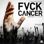 Curtiss King - Fvck Cancer Artwork