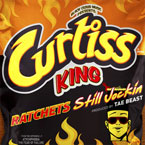 Curtiss King - Ratchets Still Jockin Artwork