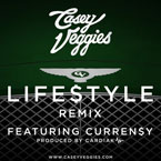 Casey Veggies ft. Curren$y - Life$tyle (Remix) Artwork