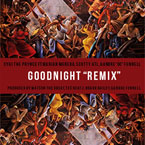 "CyHi The Prynce ft. Marian Mereba, Scotty ATL & Andre ""GC"" Fennell - Goodnight (Remix) Artwork"