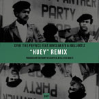 "CyHi The Prynce ft. Royce Da 5'9"" & Joell Ortiz - Huey (Remix) Artwork"