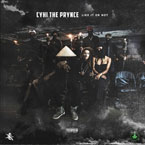 CyHi The Prynce - Like It Or Not Artwork