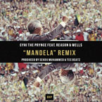 CyHi the Prynce ft. Reason & Well$ - Mandela (Remix) Artwork