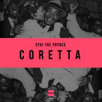 CyHi The Prynce - Coretta Artwork