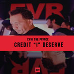CyHi The Prynce - Credit I Deserve Artwork