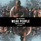 CyHi The Prynce - Weak People Artwork