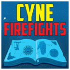 CYNE - Firefights Artwork