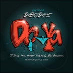 Da Boy Dame - Do Ya ft. Ty Dolla $ign, Adrian Marcel & Eric Bellinger Artwork