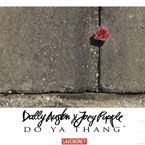 Dally Auston x Joey Purp - Do Ya' Thang Artwork