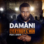 Damani ft. Brevi - Everybody C'mon Artwork