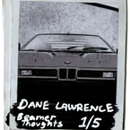 Dane Lawrence - Beamer Thoughts Artwork