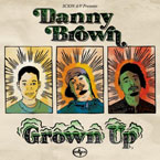 Danny Brown - Grown Up Artwork