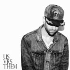 Dao Jones - Us vs. Them Artwork