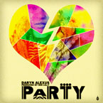 Daryn Alexus - Party Artwork