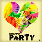 Daryn Alexus - Party Artwork