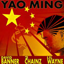 David Banner ft. Lil Wayne &amp; 2 Chainz - Yao Ming Artwork