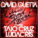 David Guetta ft. Taio Cruz &amp; Ludacris - Little Bad Girl Artwork