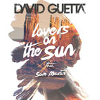 David Guetta - Lovers on the Sun Artwork