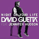 David Guetta ft. Jennifer Hudson - Night of Your Life Artwork