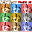 David Rush - Wake Up Artwork