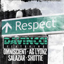 DaVincci ft. Omniscient, AG Lyonz, Salazar & Shottie - Respect Artwork