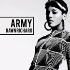 Dawn Richard - ARMY Artwork