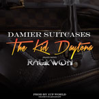 The Kid Daytona ft. Raekwon - Damier Suitcases Artwork