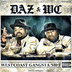 Daz Dillinger & WC - Late Nite Artwork