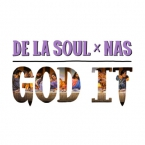 De La Soul - God It ft. Nas Artwork