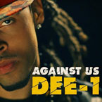 Dee-1 - Against Us Artwork