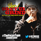 Dee-1 - SUAG (Shut Up And Grind) Artwork