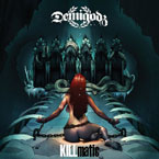 Demigodz - Dead in the Middle Artwork