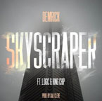 DEMRICK ft. Logic & King Chip - Skyscraper Artwork