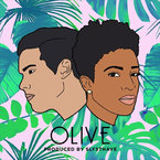 denitia and sene - Olive Artwork