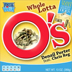 Denzil Porter ft. Chris Reg - Whole Lotta O's Artwork