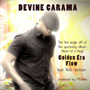 Devine Carama ft. Rob Jackson - Golden Era Flow Artwork