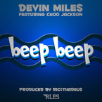 Devin Miles ft. Choo Jackson - Beep Beep Artwork
