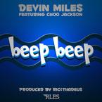 Devin Miles ft. Choo Jackson - Beep Beep Artwork