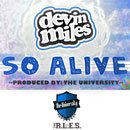 Devin Miles - So Alive Artwork