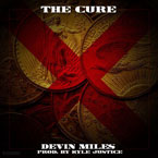 Devin Miles - The Cure Artwork