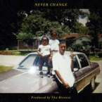 De'Wayne Jackson - Never Change Artwork