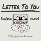 DeWayne Jackson - Letter to You Artwork