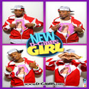D-Gibbs - New Girl Artwork