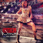 Diamond ft. Verse Simmonds - American Woman Artwork