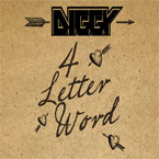 Diggy Simmons - 4 Letter Word Artwork