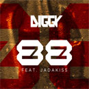 Diggy Simmons ft. Jadakiss - 88 Artwork