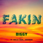 Diggy Simmons - Fakin ft. Ty Dolla $ign & Omarion Artwork